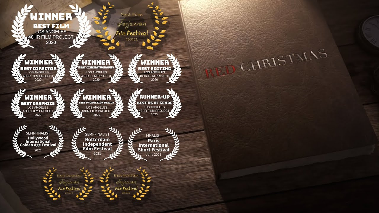 RED CHRISTMAS - BEST FILM 2020 LA 48 HOUR FILM PROJECT