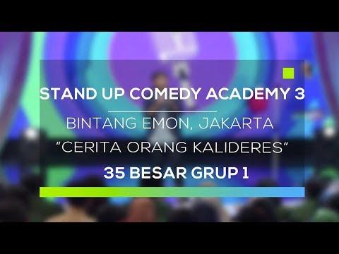 Stand Up Comedy Academy 3 : Bintang Emon, Jakarta - Cerita Orang Kalideres