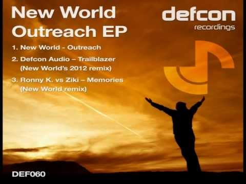 New World-Outreach (Original Mix) [HD]
