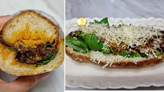 [1분완성] 비프 부르기뇽 샌드위치 만들기 Make b…
