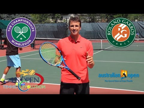 Everything you Need to Know About Tennis Evolution and Jeff Salzenstein