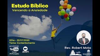 05. Estudo Bíblico - Vencendo a Ansiedade - Contentamento