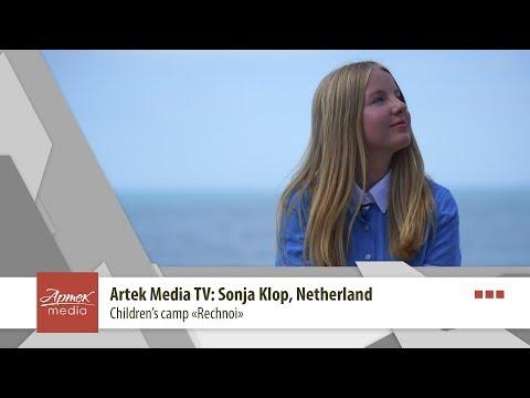 Artek Media TV: Sonja Klop, Netherlands