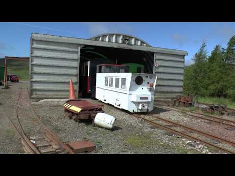 Narrow Gauge Railways of Great Britain    The Leadhills & Wanlockhead Railway    June 2017
