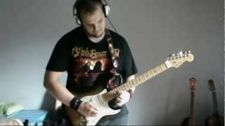 Progenies Of The Great Apocalypse (DIMMU BORGIR Guitar Cover)