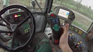 [How to drive]  Fendt Vario TMS 712