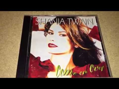 Unboxing Shania Twain - Come on Over