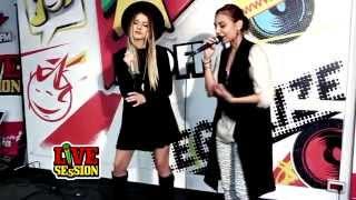 Lidia Buble feat. Amira - Le-am spus si fetelor | ProFM LIVE Session