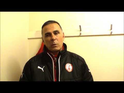 Steve Chettle: Post Match Interview v Coventry Alvis