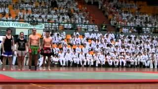 Фестиваль боевых искусств. Брест. Часть 7. Муайтай.