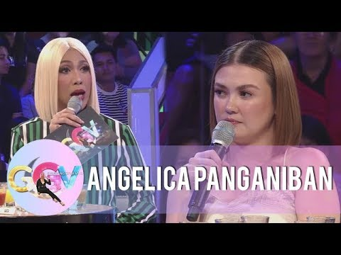 Angelica Panganiban plays a game called Shot or Answer | GGV