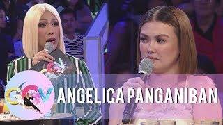 Angelica Panganiban plays a game called Shot or Answer   GGV