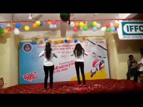 DMA Youth Wing mix dance