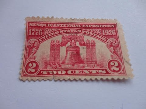 Compilation Of U.S.Rare Postage Stamp Videos