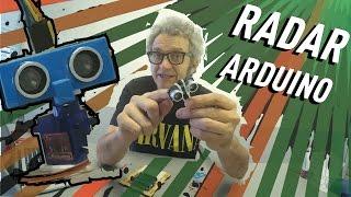 Radar con Arduino + Processing