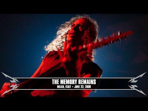 Metallica: The Memory Remains (MetOnTour - Milan, Italy - 2009) Thumbnail image