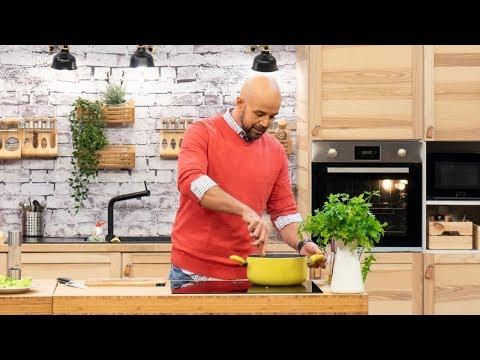 Mr.Kitchen: Sloba pravi specijalitete iz Finske