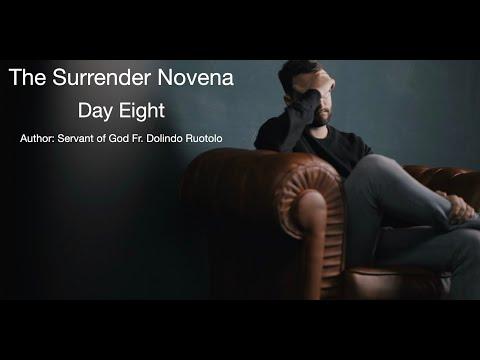 Day 8 Surrender Novena