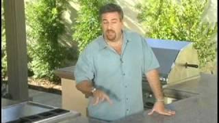 Outdoor Kitchens & BBQ Grills