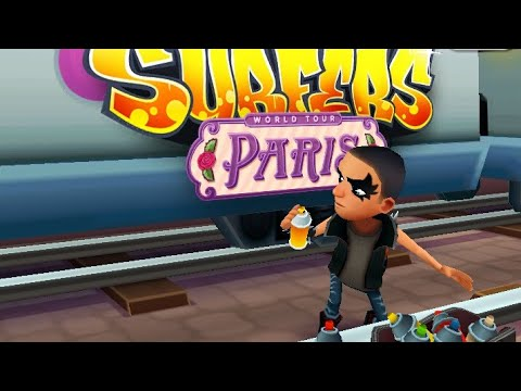 Subway Surfers Paris
