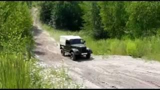 Реставрация ретро автомобиля ГАЗ 69(Реставрация ГАЗ 69. Компания