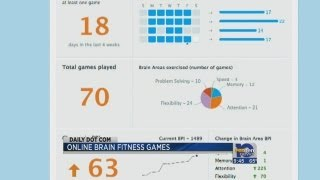 Lumosity can train your brain
