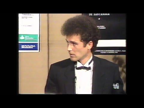 Sergei Yerokhin, piano: Tchaikovsky Piano Concerto 1 & Interview 1990