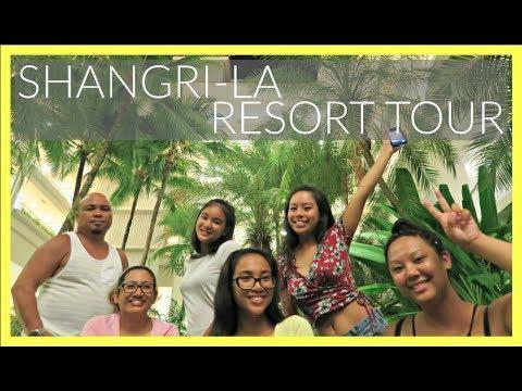 SHANGRI-LA MACTAN ISLAND RESORT & SPA, CEBU TOUR | LifeWithGer Travel Vlogs (#141)