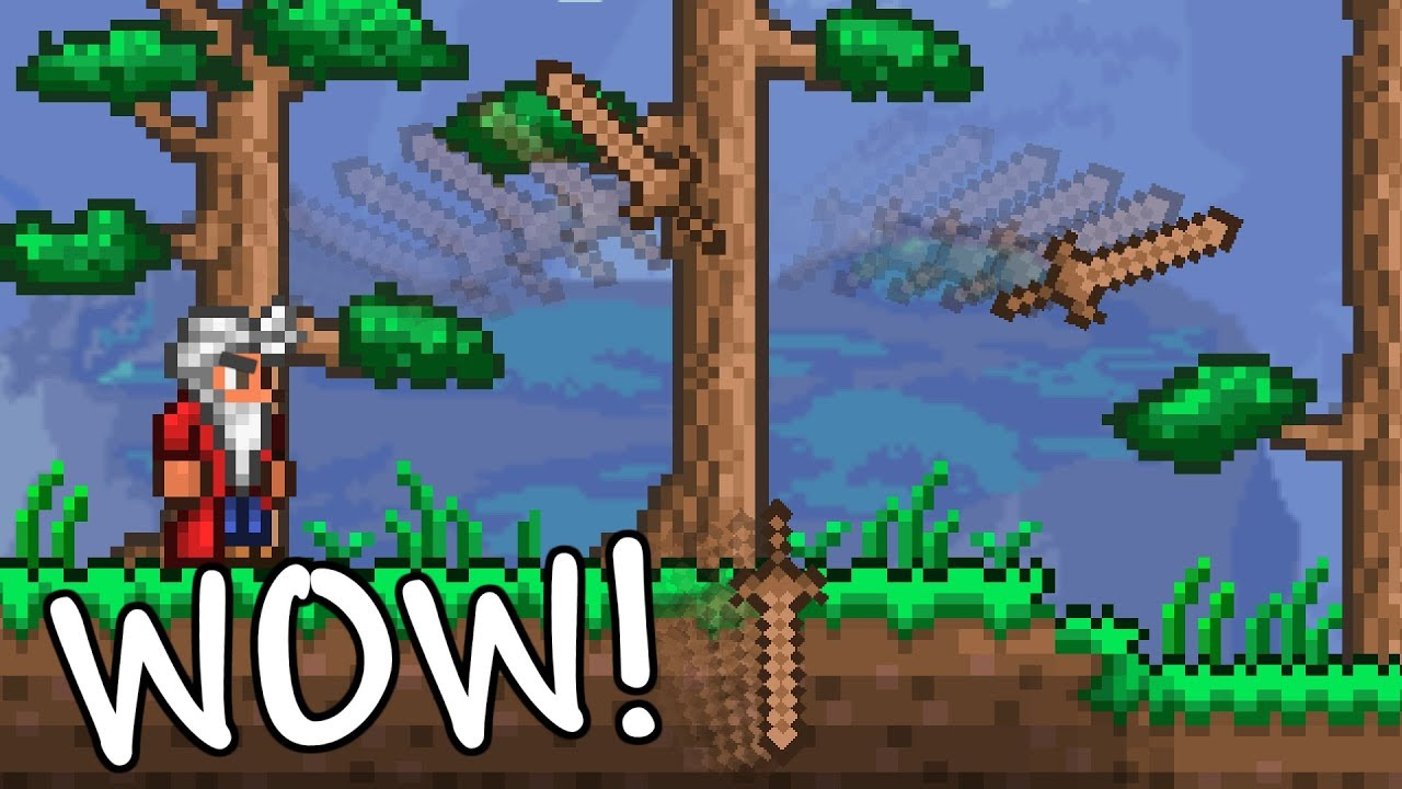 This will make you REPLAY Terraria! 1 3 5 RPG Mod Insanity!
