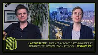Till Reiners und Moritz Neumeier – Lagebericht aus dem Corona-Homestudio