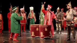 Mehter Ottoman Sufi Night By Sheikh Bahauddin Adil Part 2