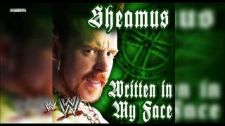 "WWE: ""Written In My Face"" (Sheamus) Theme Song + AE (Arena Effect)"