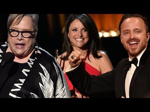 2014 Primetime Emmy Winners Recap: Breaking Bad Wins Big!