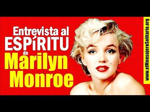 Entrevista al espíritu de Marilyn Monroe | El Mensajero Solitario.org