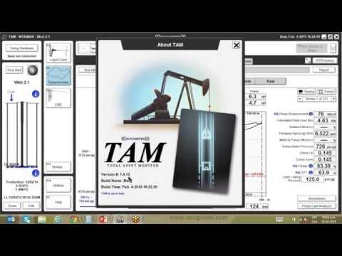 Webinar sobre Mediciones Dinamométricas con el Software Total Asset Monitor (TAM) de Echometer