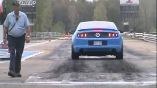 2013 Mustang 5.0 11.67 1/4 Mile