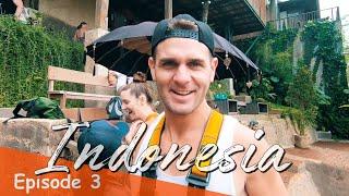TERRACE RIVER POOL SWING BALI 😲 INDONESIA VLOG #3