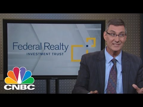 Federal Realty Investment Trust CEO Don Wood | Mad Money | CNBC