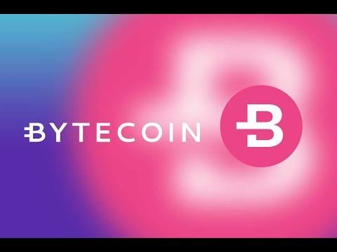 Bytecoin (BCN) Pump And Dump $40 Billion Market Cap!