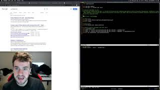 George Hotz | Programming | Improving and running QIRA from scratch! | Part3