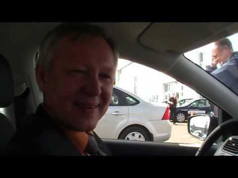 Ретро видео...Вячеслав Степанов получает свой тогда еще первый авто от LR (2012).