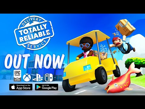Totally Reliable Delivery Service - Nintendo Switch Trailer