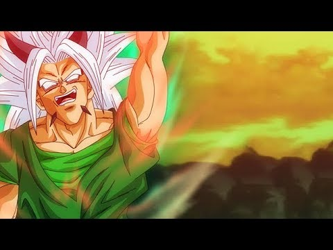 The Story Of Xicor The Son Of Goku