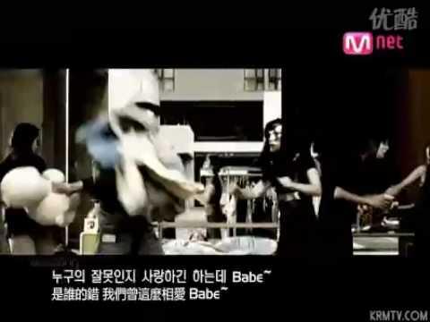 【MV中字】LeeSsang - 不能分手的女人 不能離開的男人