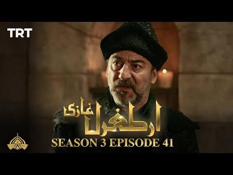Ertugrul Ghazi Urdu   Episode 41  Season 3