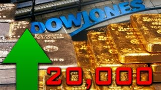 Dow Above 20K! What About Gold & Silver?