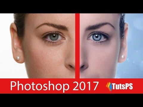 Retoucher un visage avec adobe photoshop CC 2017