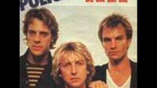 THE POLICE - DE DO DO DO DE DA DA DA `86 VERSION