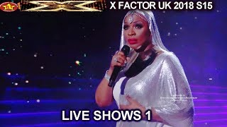 "Janice Robinson ""Clarity"" JUST WOW!!  The Overs 