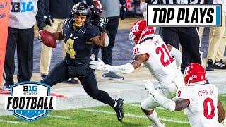 50 Of Purdue's Top Passing Plays Of The 2020 Season   Big Ten Football
